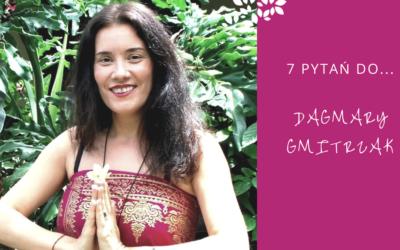 7 pytań do… Dagmary Gmitrzak